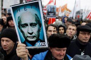 Phe đối lập Nga cảnh báo biểu tình bạo lực chống Tổng thống Putin