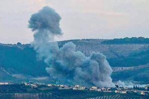 Thổ Nhĩ Kỳ chính thức khai chiến, không kích quân đội Syria tại Afrin