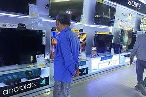 Cảnh giác khi mua hàng điện máy giảm giá tới 50% sau Tết