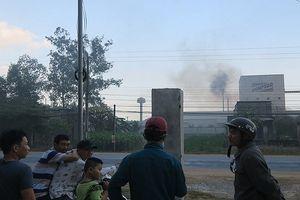 Cả thôn ở Bình Thuận bị khói từ nhà máy thức ăn chăn nuôi bao trùm