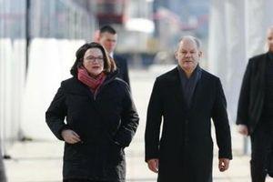 Đức: SPD chấp thuận liên minh mới với liên đảng CDU/CSU