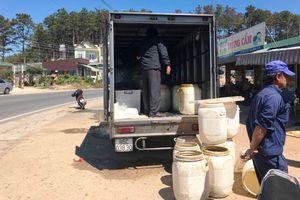 Nghi do ngạt khí, hai người thương vong trong xe tải ở Đà Lạt