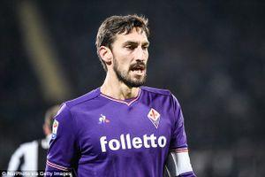 Trung vệ đội trưởng Fiorentina đột tử, Seria A tạm hoãn vòng đấu