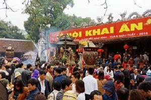 Giám đốc điện lực mất chức vì đi lễ đền Trần giờ hành chính
