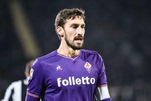 Sốc trung vệ đội trưởng Fiorentina, Davide Astori đột tử ở tuổi 31