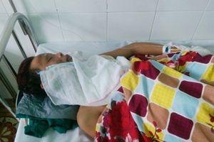 Quảng Ninh: Người đàn ông tẩm xăng thiêu con trai và cháu ruột vì nhuộm tóc đỏ