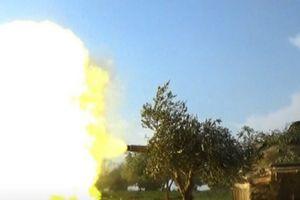 Phiến quân Syria hỗn chiến, xe tăng chiến đấu liên tục bị hạ gục