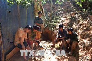 Vụ khai thác vàng trái phép tại huyện Ngọc Hồi: Xử phạt 8 đối tượng hơn 500 triệu đồng