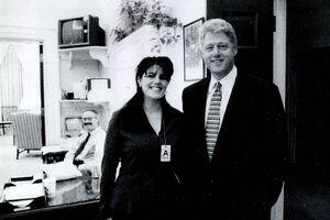 Sau 20 năm, cô thực tập Monica Lewinsky của Bill Clinton giờ ra sao?