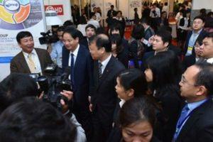 Cơ hội giao thương tại hội chợ triển lãm quốc tế thương mại Hà Nội năm 2018