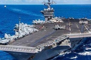 Tàu Hải quân Mỹ sẽ chính thức đến Đà Nẵng chiều nay
