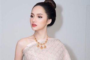 Hương Giang Idol duyên dáng trong trang phục Thái