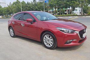 Mazda3 2.0 Hatchback mới giá 950 triệu tại Việt Nam
