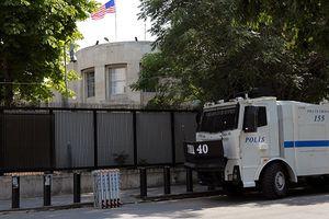 Đại sứ quán Mỹ tại Thổ Nhĩ Kỳ đóng cửa do mối đe dọa an ninh