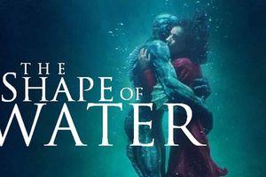 'The Shape of Water' thắng giải Oscar Phim hay nhất