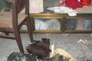 Thông tin mới vụ con rể phóng hỏa nhà vợ làm 3 người nhập viện