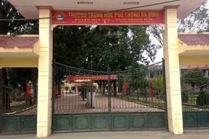 Thanh Hóa: Yêu cầu báo cáo vụ tự ý cho học sinh nghỉ học để đi Yên Tử