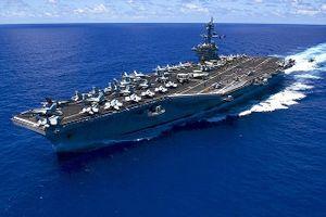 Tin thế giới 5/3: Tàu sân bay Mỹ đến Việt Nam, Trung Quốc tăng chi tiêu quân sự