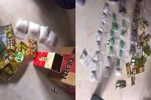 Phá đường dây buôn bán ma túy, tàng trữ vũ khí của Dũng 'công tử'