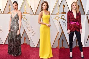 Lễ trao giải Oscar 2018: Thảm đỏ rực rỡ sắc màu bởi dàn sao 'khủng'