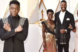 Khoảnh khắc 'hot' nhất thảm đỏ Oscars 2018: Đi Oscar không quên quảng bá nước mình!