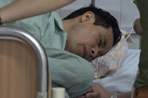 Sức khỏe nghi phạm giết vợ bằng búa ở Lào Cai đang diễn biến xấu