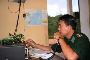 Đề nghị Cục lãnh sự phối hợp tìm kiếm tàu cá mất liên lạc nhiều ngày