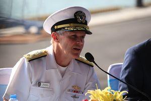 Tư lệnh Hạm đội 7: 'Tôi muốn một ngày nào đó mang tàu ngầm tới thăm Việt Nam'