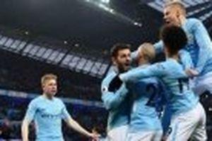 Man City thắng tối thiểu Chelsea 1-0