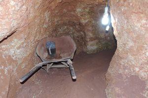 Phạt nhóm khai thác vàng trái phép hơn nửa tỷ đồng