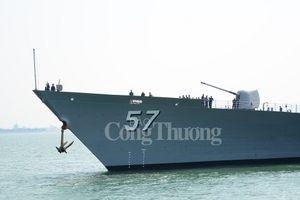 Đoàn tàu Hải quân Hoa Kỳ thăm hữu nghị Việt Nam