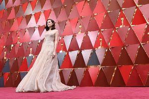 Thảm đỏ Oscar 2018: Sắc đẹp phái nữ đè bẹp cánh mày râu