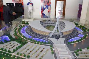 Campuchia xây SVĐ khủng phục vụ SEA Games 2023