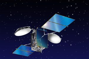 Giới hiệu hệ thống chia sẻ dữ liệu vệ tinh thế hệ mới