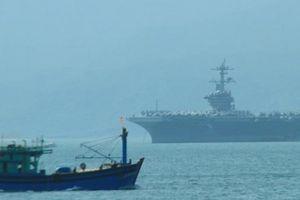 'Việc Trung Quốc đóng tàu sân bay thứ 2 không phải mối đe dọa với Mỹ'