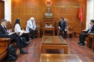Đẩy mạnh hợp tác giữa các trường đại học Việt Nam và Đức