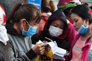 Gần 2.000 công nhân bị nợ lương trước Tết ở Đồng Nai được giải quyết việc làm