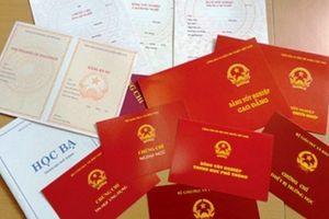 Kỷ luật cảnh cáo trưởng Công an xã ở Nghệ An dùng bằng giả tiến thân