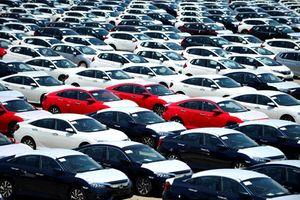 Hàng nghìn ô tô Honda miễn thuế 0% cập cảng TP.HCM