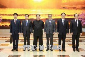 'Cú hích' cho vấn đề hạt nhân trên bán đảo Triều Tiên