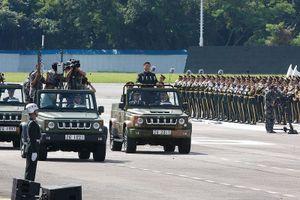 Tăng ngân sách quốc phòng liên tiếp, Trung Quốc muốn gì?