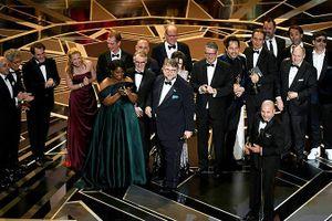 Kết quả Oscar 2018: Mối tình kì dị thắng giải phim hay nhất