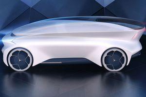 Concept ôtô tự lái không cần vô-lăng