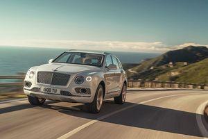 Bentley Bentayga 2019 sẽ có phiên bản Hybrid