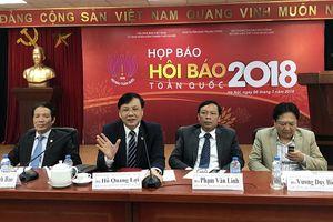 Hà Nội tạo điều kiện tốt nhất tổ chức Hội báo Toàn quốc 2018