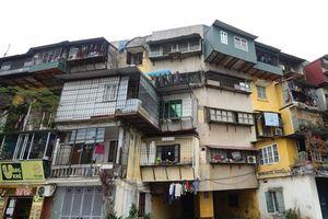 Cải tạo chung cư cũ quá chậm, Bộ Xây dựng ra văn bản thúc giục