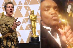 Nữ diễn viên mất tượng vàng danh giá ngay sau lễ trao giải Oscar 2018