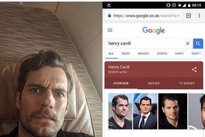Sai lầm chết người của Google khiến sao Superman trợn mắt khi chứng kiến