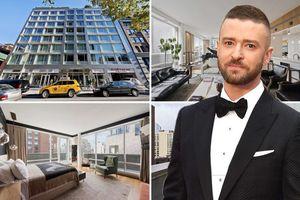 Justin Timberlake rao bán penthouse giá 8 triệu USD