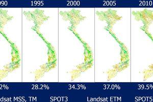 Ra mắt hệ thống chia sẻ dữ liệu vệ tinh Việt Nam